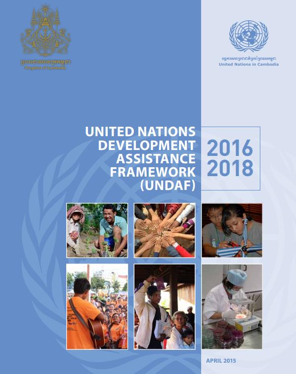 UNDAF 2016-2018