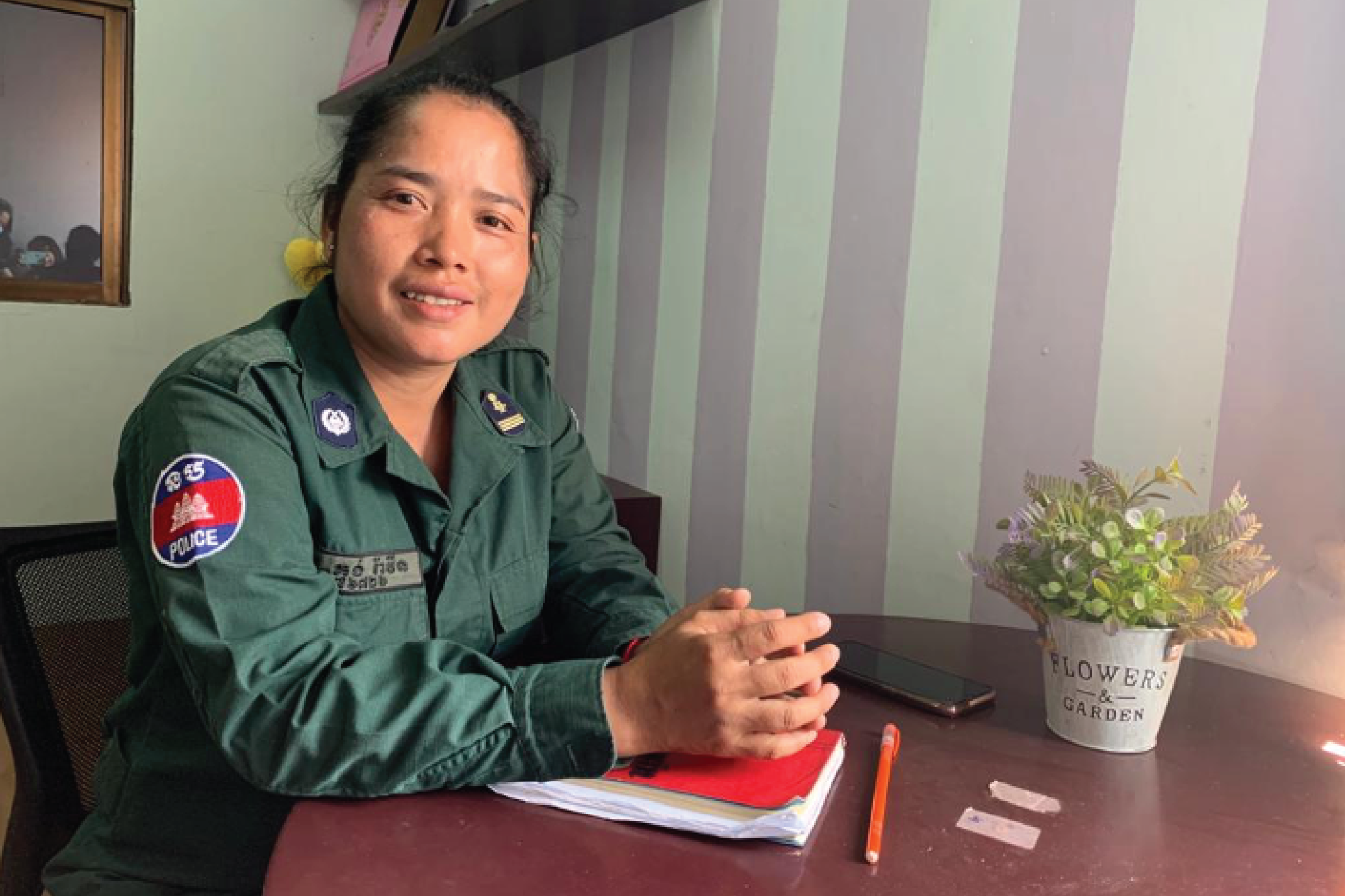 Kong Ravin/ Photo: UN Women Cambodia